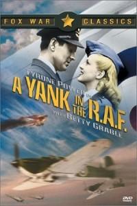 Yank in the RAF